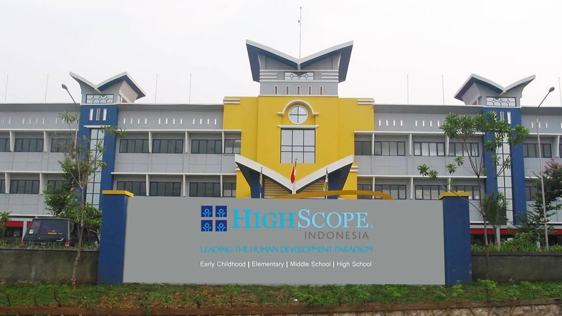 Gedung Highscope TB Simatupang.