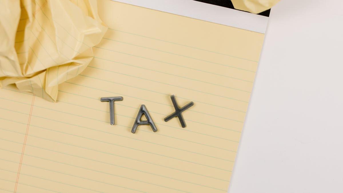 Tulisan Tax.