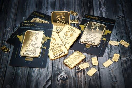 Penipuan Emas