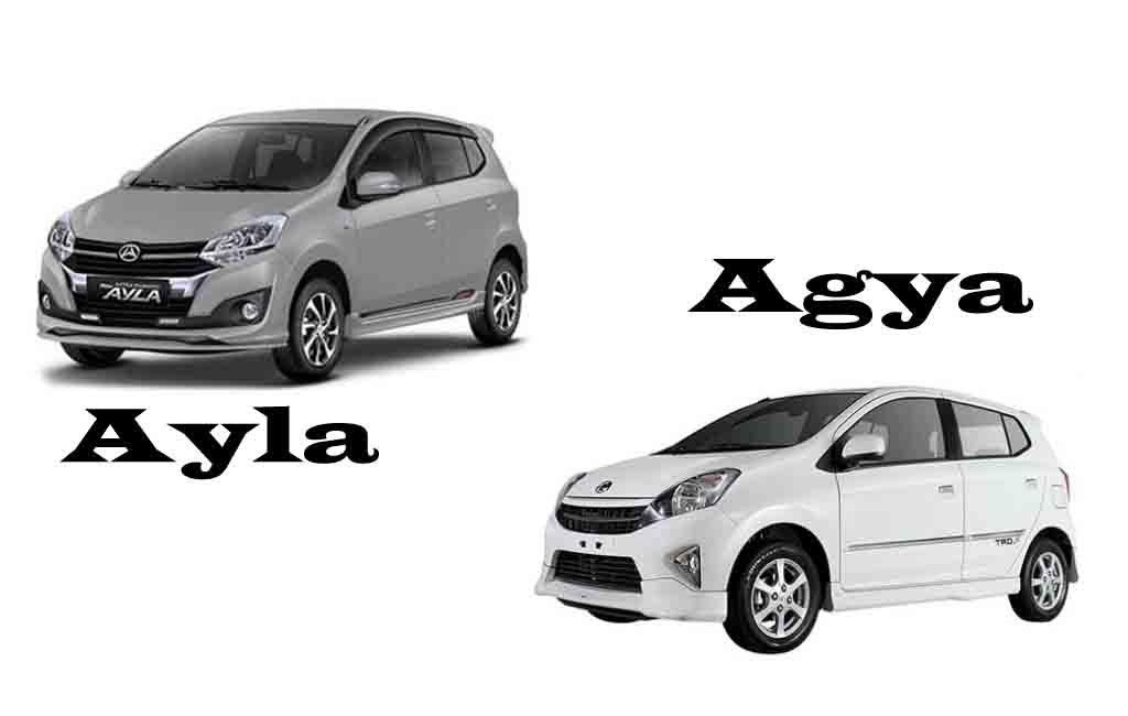 Ayla Vs Agya