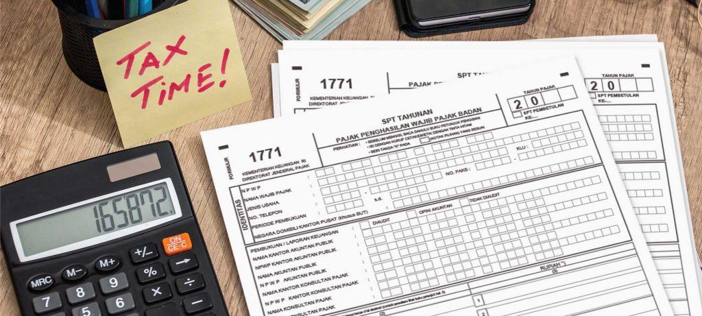 surat setoran pajak