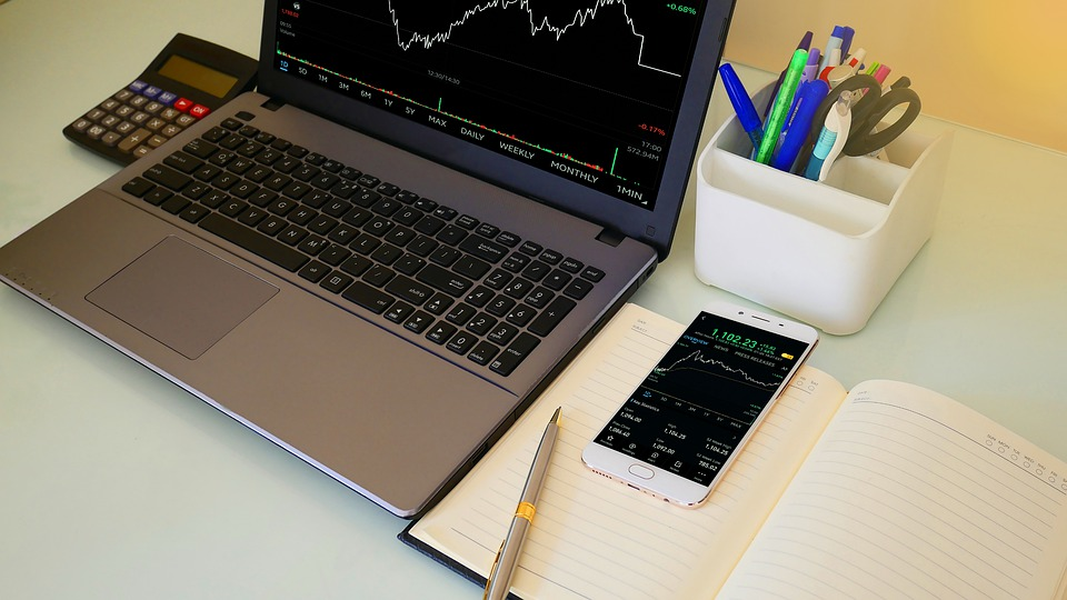 ilustrasi day trading