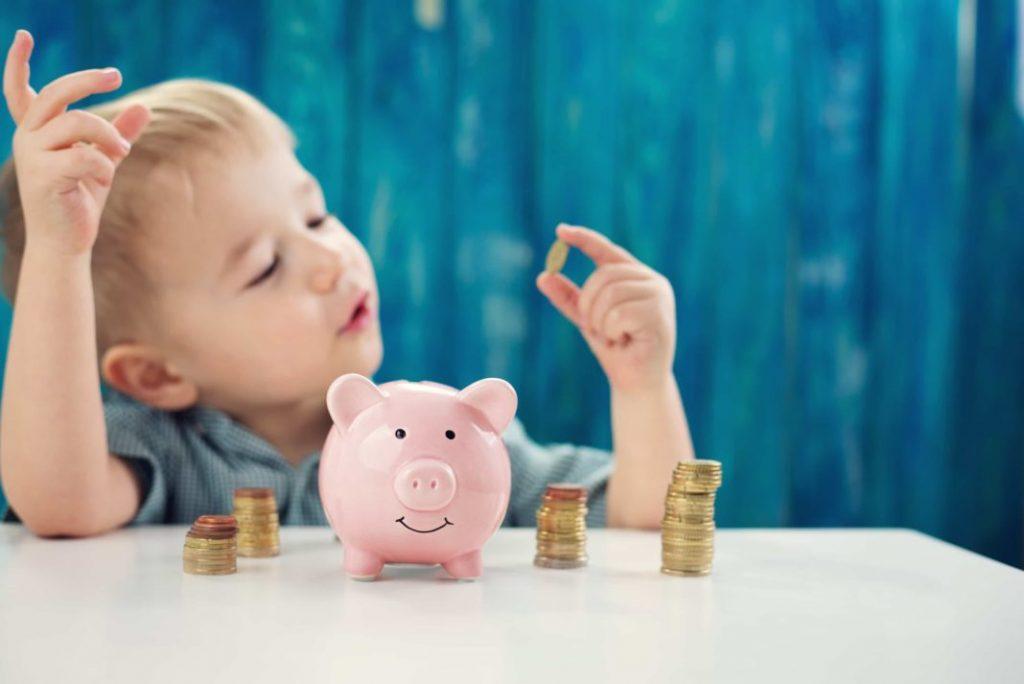 membuat anak rajin menabung