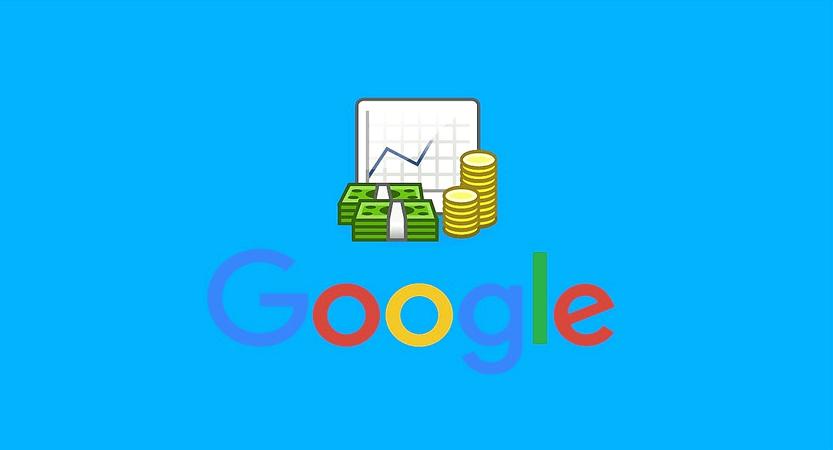 penghasilan dari Google
