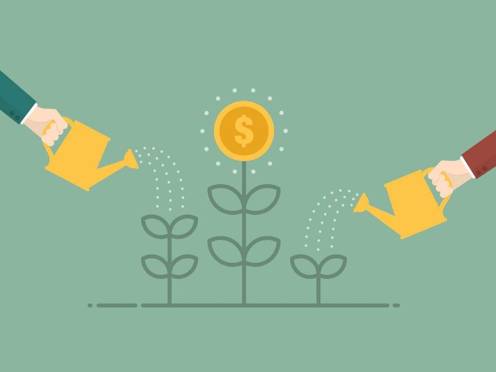 rata-rata keuntungan investasi