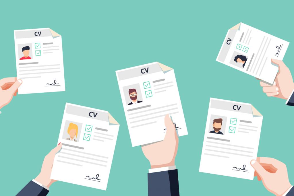 cara membuat resume