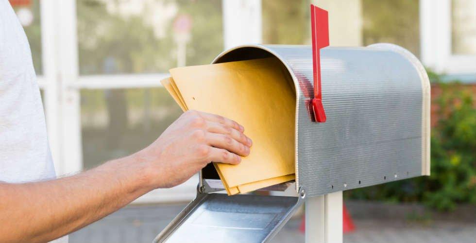 pemasaran direct mail