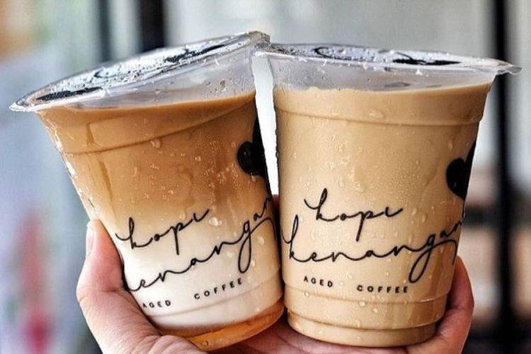harga kopi kenangan