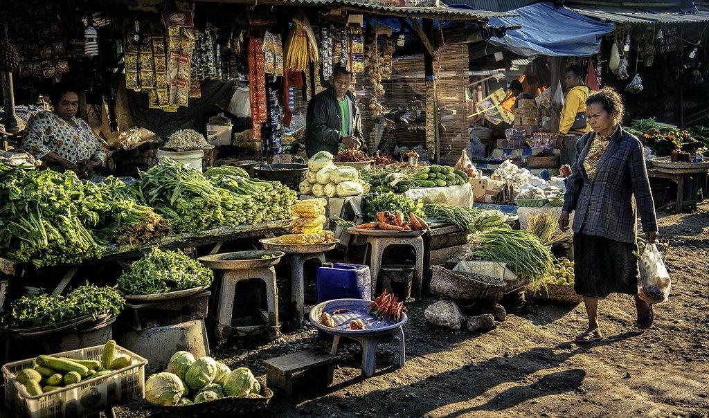 pengertian pasar tradional