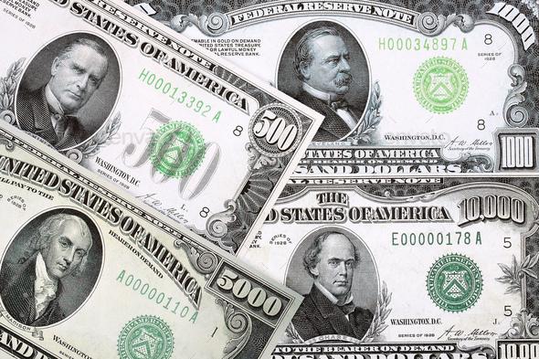 uang dolar amerika
