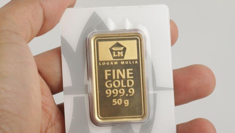 cara investasi emas di antam