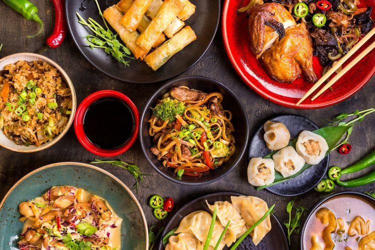 makanan oriental