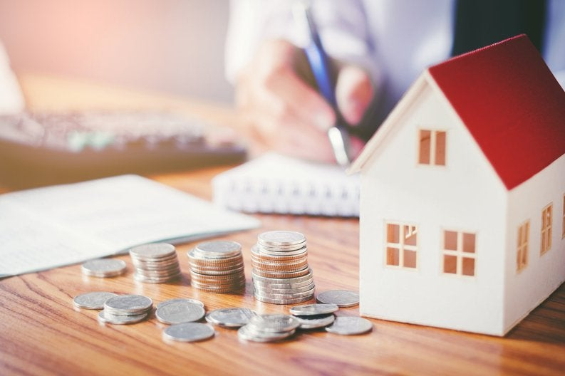 mortgage adalah