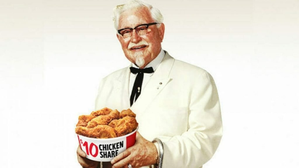 pendiri KFC