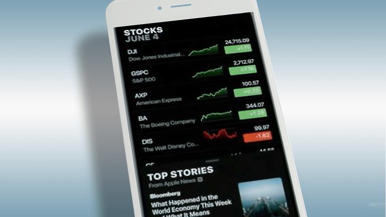 aplikasi analisa saham android