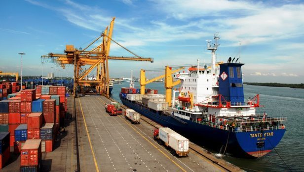 ekonomi maritim