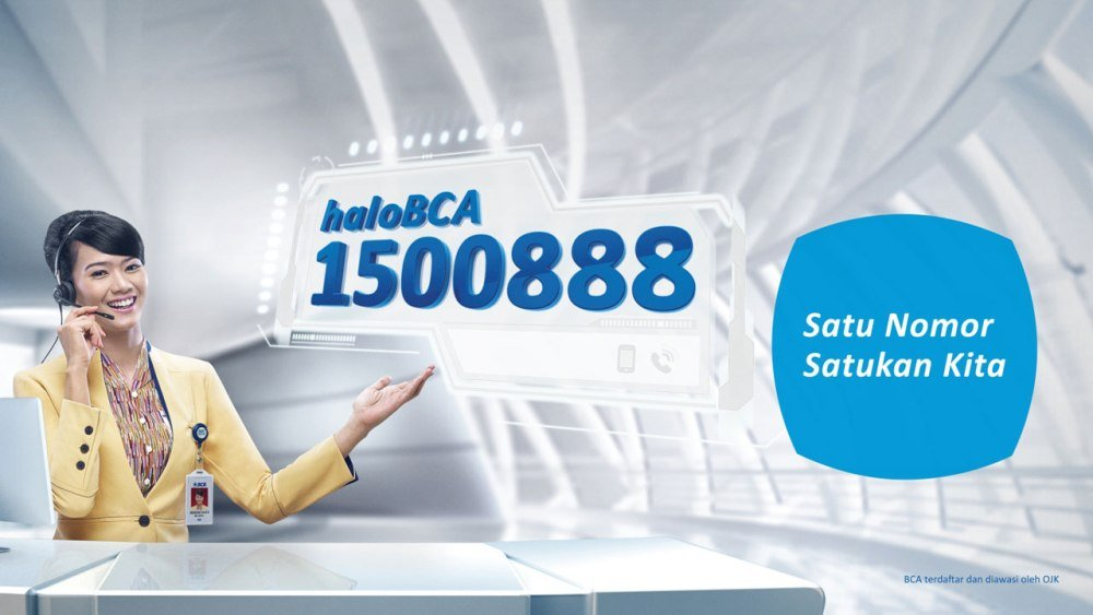 halo bca call center