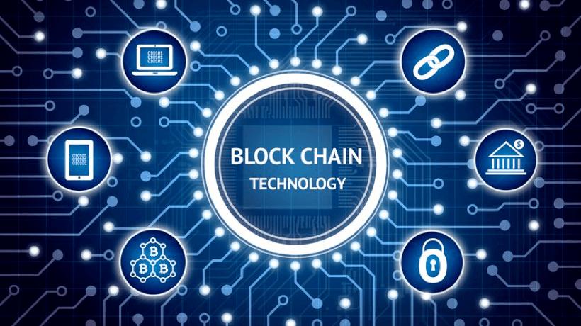 industri blockchain