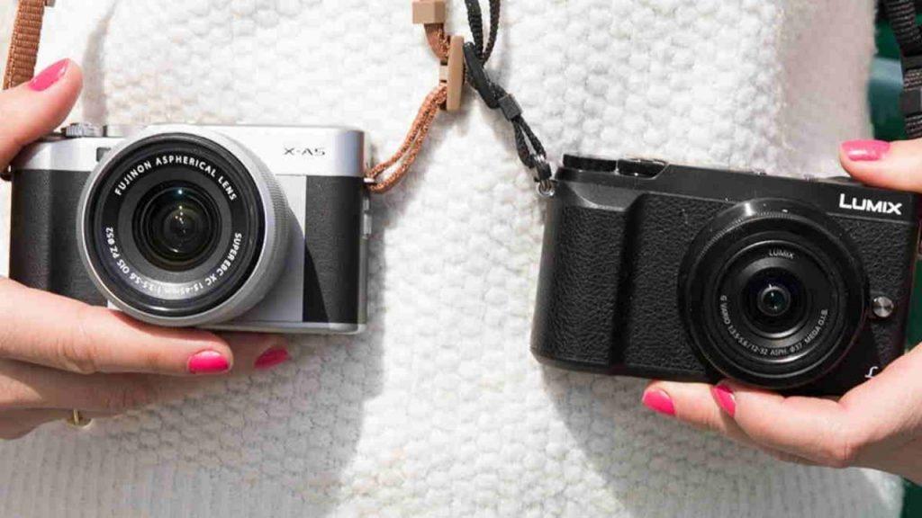 rekomendasi kamera mirrorless murah
