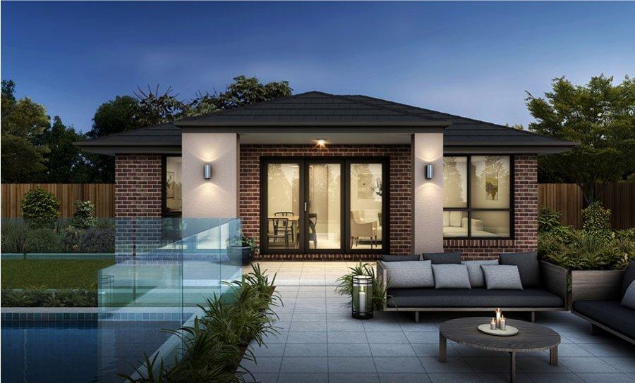 Desain Rumah Minimalis 1 Lantai 1 Kamar