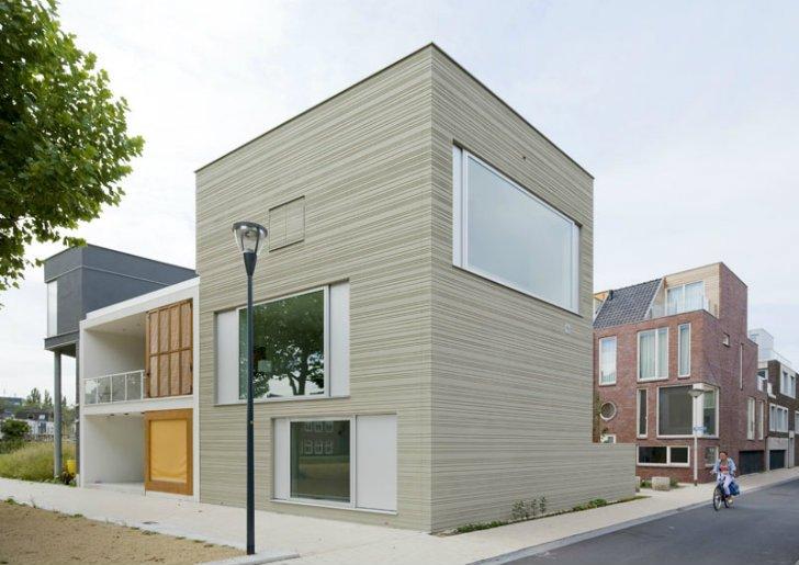 Desain Rumah Minimalis 3 Lantai 2 Kamar
