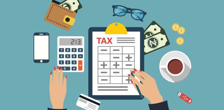 cara menghitung pajak usaha