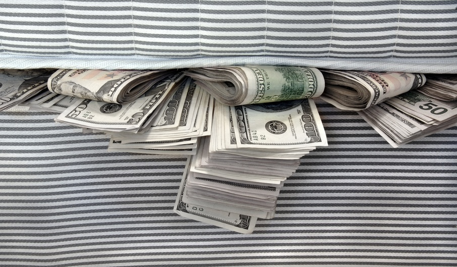 duit banyak