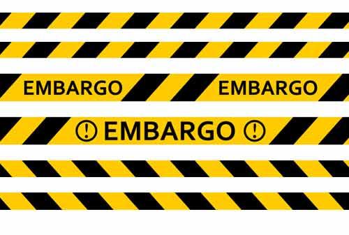 embargo adalah