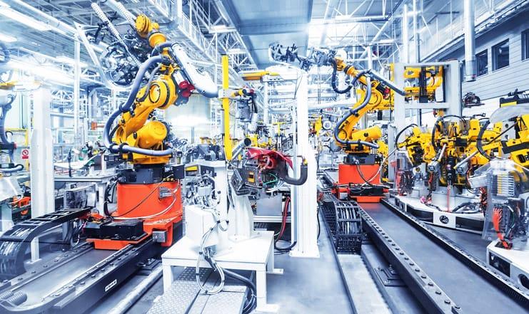 perusahaan manufaktur terbesar di Indonesia