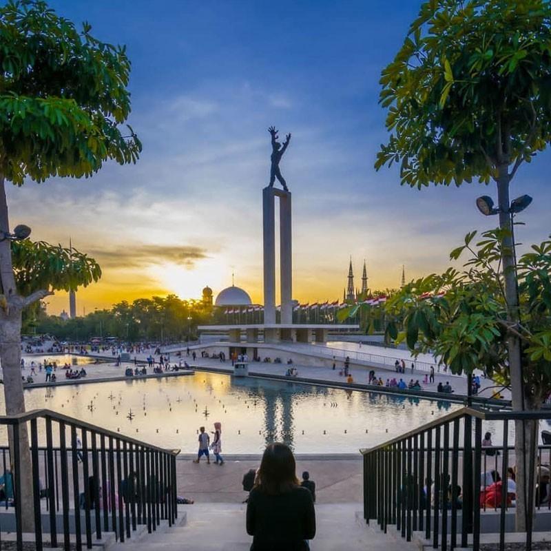 tempat yang instagramable di Jakarta