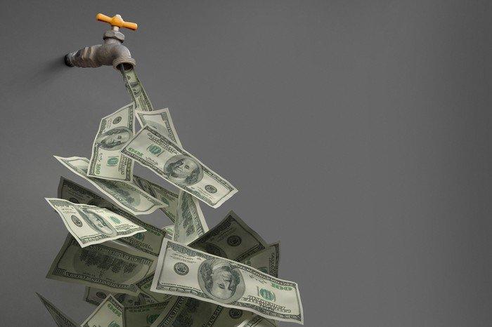 uang bekerja untuk kita