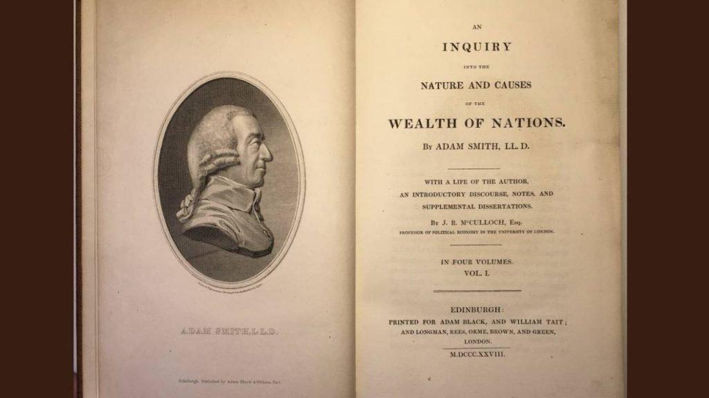 Ekonomi Klasik Adam Smith