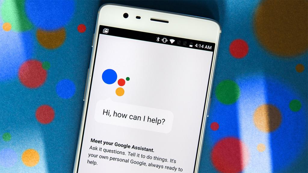 Fitur Google Assistant membantu mempermudah keseharian kita
