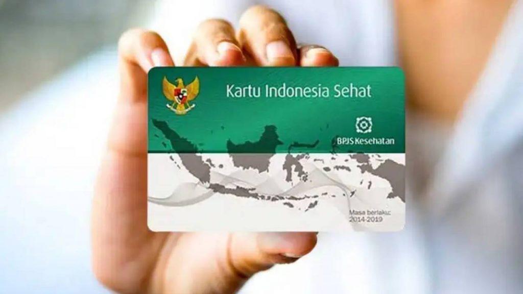 Kartu Indonesia Sehat BPJS Kesehatan.
