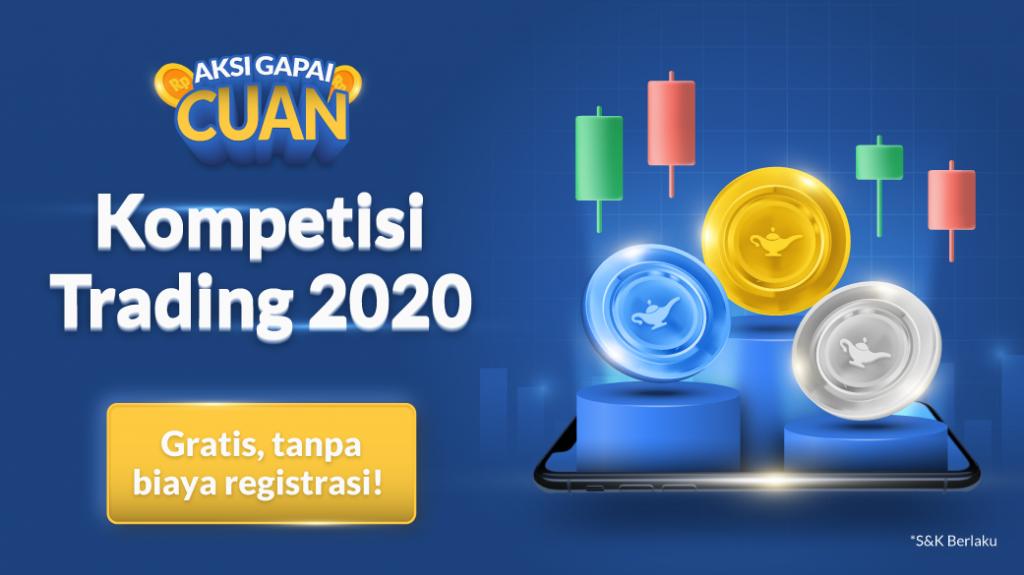 Ajaib #AksiGapaiCuan Kompetisi Trading 2020