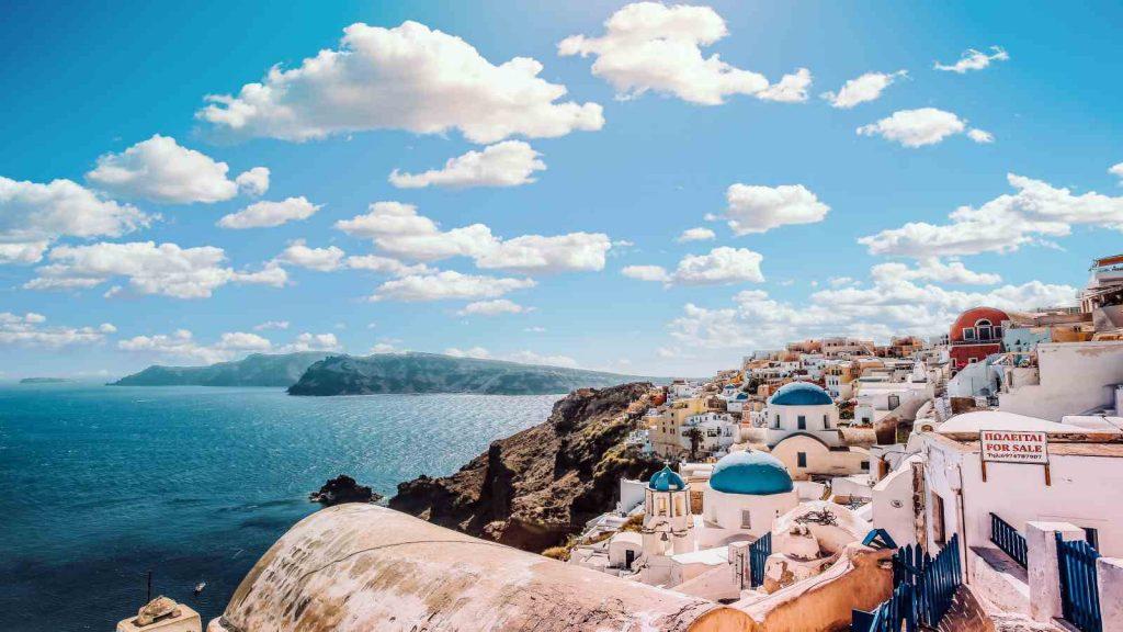 Wisata lokal layaknya di Santorini