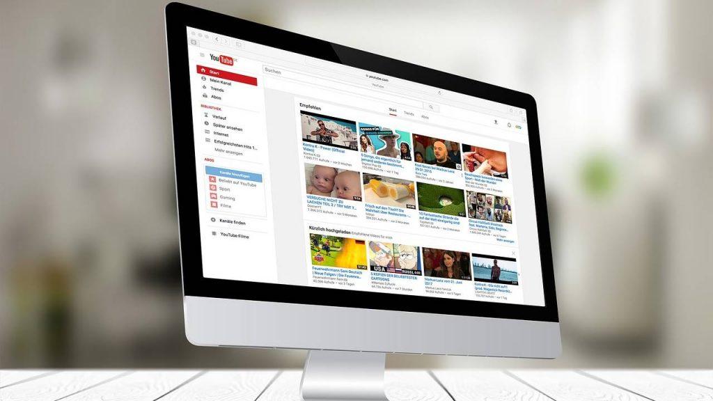Daftar Akun Youtube