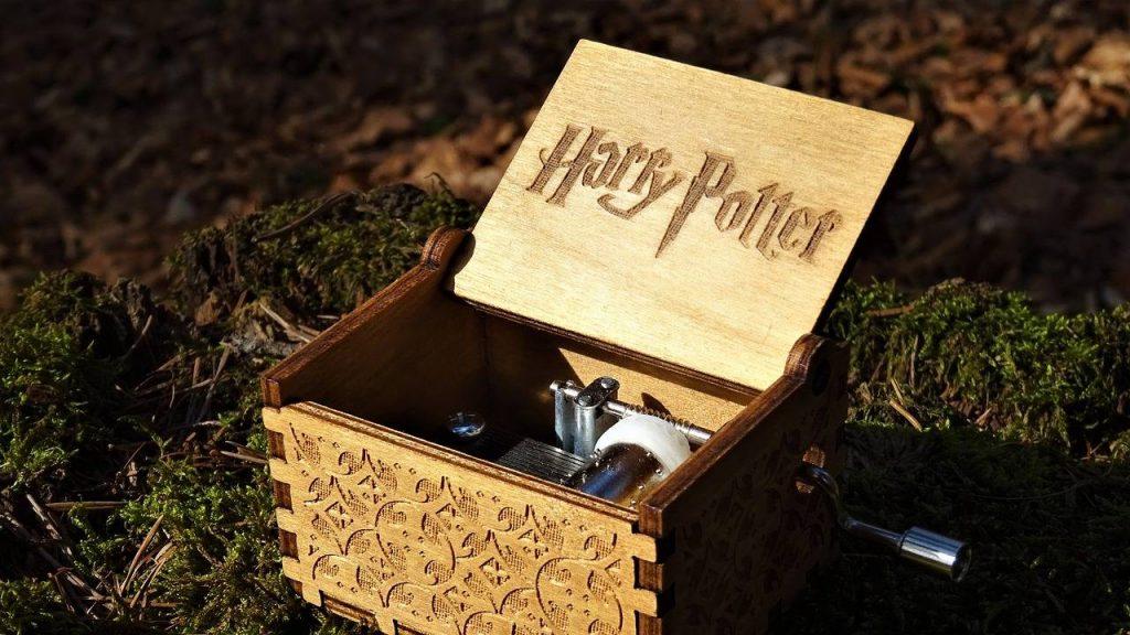 Buku Harry Potter