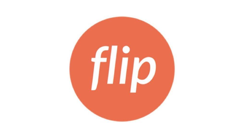 Aplikasi Flip